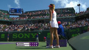Shot of the Day: Radwanska greift tief in die Trickkiste