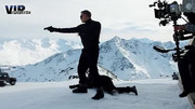 Making-of vom neuen James Bond heizt ein