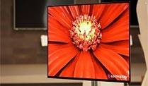 CES2012: LG zeigt 55-Zoll-OLED-Fernseher