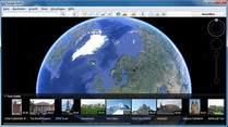 Google-Earth-Patent: ART+COM verklagt Google