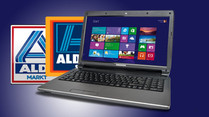 Aldi-Notebook Medion Akoya P6638: Multimedia-Notebook für 499 Euro