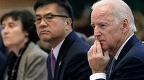 China: Obama-Vize Joe Biden lehnt Militärzone ab