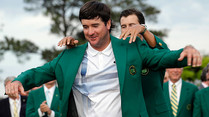 Golf: Bubba Watson gewinnt The Masters Tournament - Langer stark