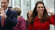 William und Kate legen Familientag ein