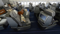 Lufthansa will die Business Class verkleinern
