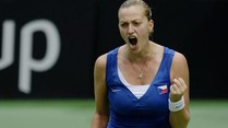 Tschechiens Kvitova: Fed-Cup-Finale offen