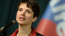 AfD-Chefin Frauke Petry steht vor Privatinsolvenz