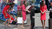 Herzogin Catherine: So schlank ist Kate Middleton