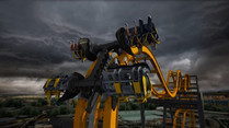 """Batman: The Ride"": US-Freizeitpark baut 4-D-Achterbahn"