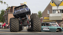 Auto-Show in Holland: Drei Tote bei Unfall mit Monster-Truck