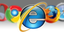 Veralteter Browser bremst Windows aus