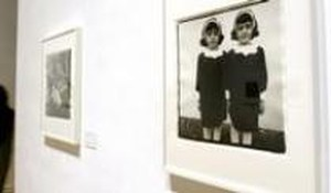 Diane-Arbus-Retrospektive in Berlin