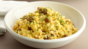 Risotto: So wird Risotto cremig