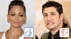 Nicole Richie und Jason Biggs: Top & Flop des Tages