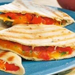 Chili-Quesadillas
