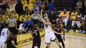 NBA-Playoffs 2016: Toronto wirft Indiana raus - Warriors siegen