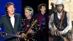 Paul McCartney, Bob Dylan und Rolling Stones rocken Empire-Polo-Areal