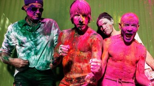 Superstars Red Hot Chili Peppers in 360-Grad