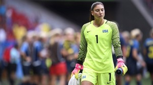 US-Verband sperrt Hope Solo nach Skandal bei Olympia 2016