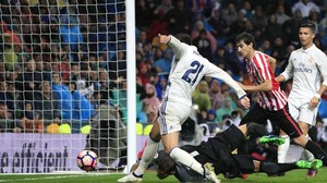 Primera Division: Real Madrid an Spitze, FC Barcelona ist Dritter