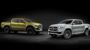 Mercedes X-Klasse: Pick-up kommt Ende 2017