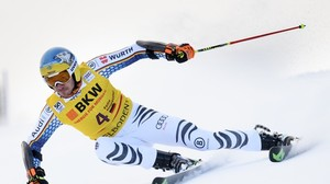 Ski alpin: Neureuther Achter bei Riesenslalom in Adelboden