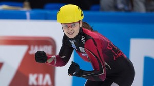 Shorttrack: Bianca Walter mit optimalem Start in die Shorttrack-EM