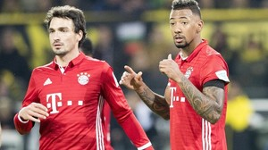 Volles Risiko: Bayern mit Hummels und Boateng bei Real