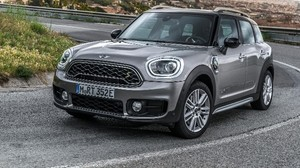 Mini Cooper SE Countryman ALL4: Modernes 224-PS-SUV