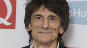 Lungen-OP bei Ronnie Wood