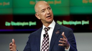 Amazon-Chef Jeff Bezos verdient 104 Millionen Dollar am Tag