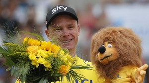 Radsport - Chris Froome: Mister Nice-Guy beherrscht die Tour