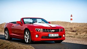 Chevrolet Camaro Cabrio 6.2 V8 MT 45th Anniversary Edition im Test