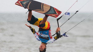 Beetle Kitesurf World Cup 2013 in St. Peter-Ording