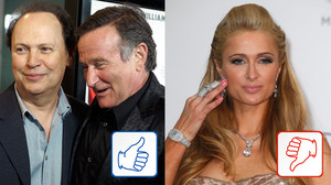 Billy Crystal und Paris Hilton: Top & Flop des Tages