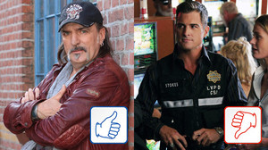 Andreas Hoppe und George Eads: Top & Flop des Tages