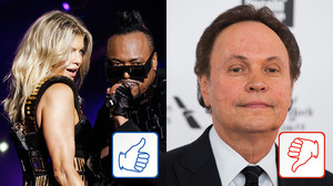 The Black Eyed Peas und Billy Crystal: Top & Flop des Tages