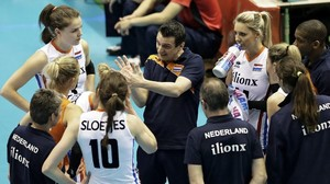 Olympia: Volleyball-Coach Guidetti will
