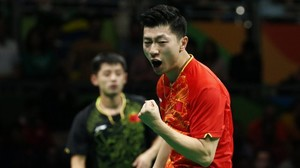 Olympia 2016: Chinese Ma Long holt sich Goldmedaille im Tischtennis