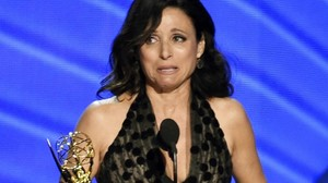 Richard Dreyfuss tot? Julia Louis-Dreyfus schockt Fans bei Emmy Awards 2016