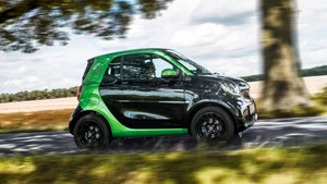 Smart Electric Drive jetzt für Smart Fortwo, Fortwo Cabrio und Forfour