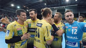 Handball-Trio vor schwierigem Start in Champions League