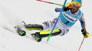 Slalom in Adelboden: Neureuther verpasst Podium knapp