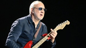 The Who bekommt Show in Las Vegas