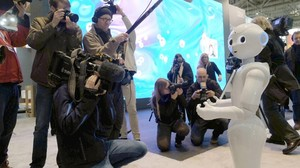 Roboter und Virtual Reality: Die Messe-Highlights der Cebit 2017