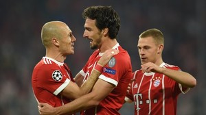 FC Bayern schlägt Celtic Glasgow in Champions League 3:0