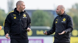 Ex-Borussia Dortmund Co-Trainer: