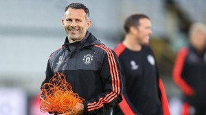 Ryan Giggs: United-Legende wird Nationaltrainer in Wales