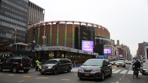 Musik: Der New Yorker Madison Square Garden wird 50