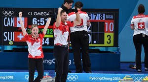 Curling: Lawes und Morris erste Olympiasieger im Mixed-Curling